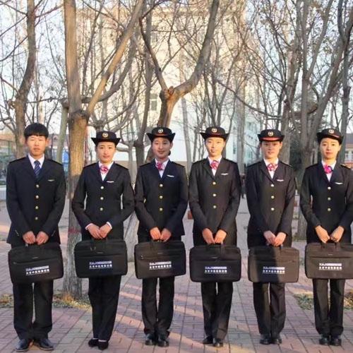 哈尔滨空乘技校